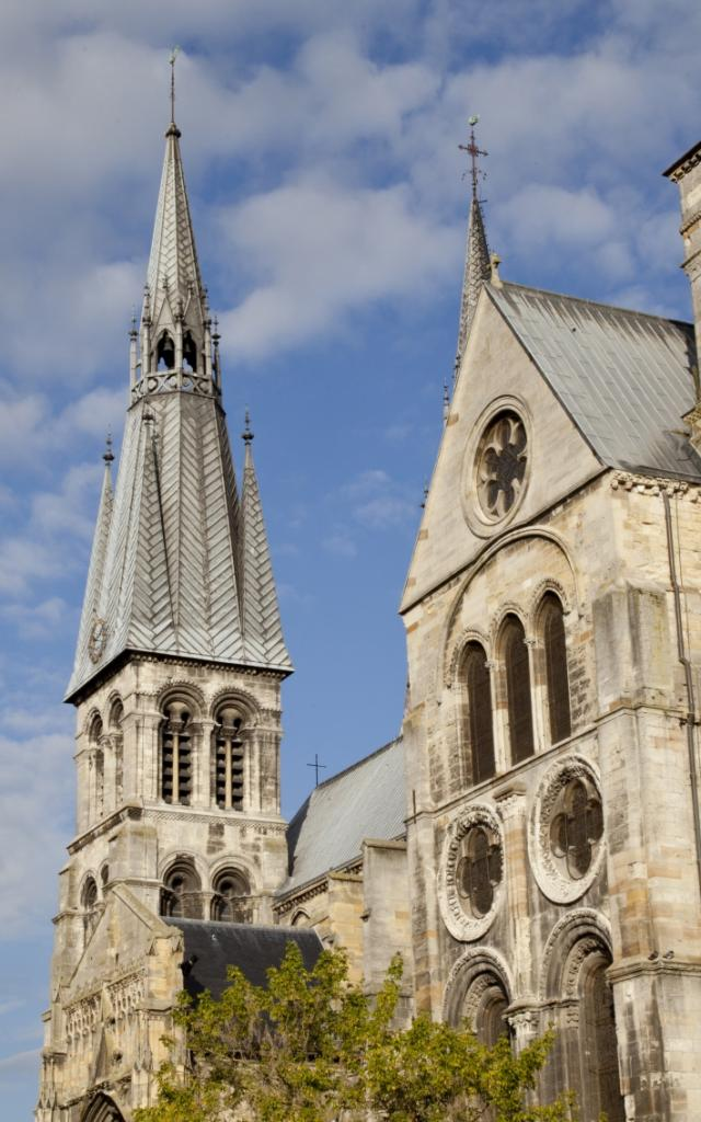 Unesco Collegiale Notre Dame En Vaux Chalons © Jean Côme Nicolle