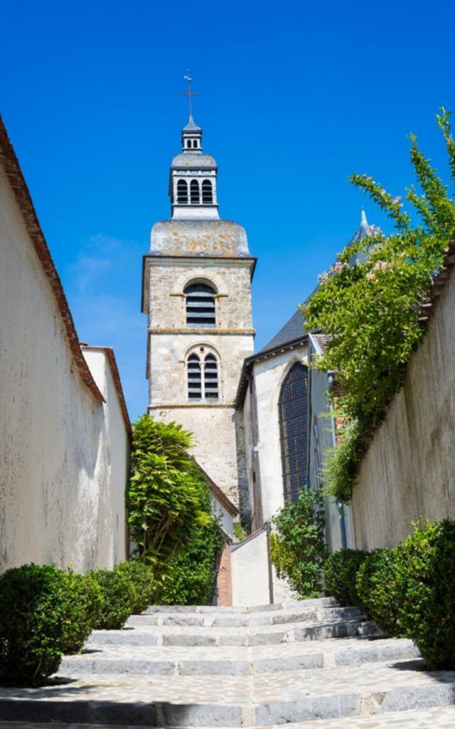Hautvillers Eglise