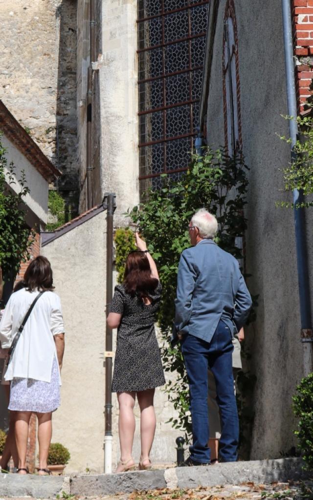 Visite Guidee Du Village De Hautvillers Village De Dom Perignon