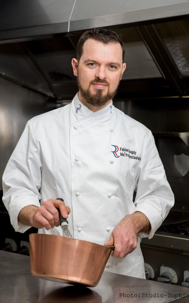 Restaurant Maison Souply Chef